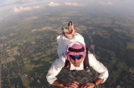 بمشاركة فلسطين: افتتاح بطولة قطر الأولى المفتوحة للقفز المظلي