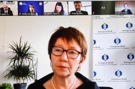 اشتية يبحث مع رئيسة البنك الأوروبي دعم مشاريع الطاقة الشمسية والزراعة