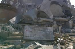 قطرية تتبرع بإعادة بناء مسجد الأبرار في خان يونس