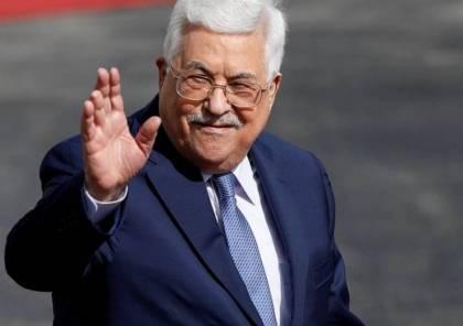 الرئيس عباس يصل بغداد بزيارة رسمية