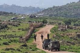 إصابة 10 مواطنين بالرصاص والعشرات بالاختناق خلال قمع الاحتلال مسيرة بيت دجن