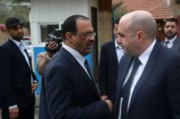 في زيارة الاولى من نوعها.. النائب العام يصل غزة