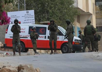 اصابتان برصاص الاحتلال والعشرات بالاختناق في مسيرة كفر قدوم