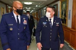قائد سلاح الجو الإسرائيلي أجرى مباحثات في واشنطن