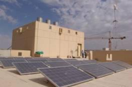 شركة أمريكية تبني محطات للطاقة الشمسية في غزة