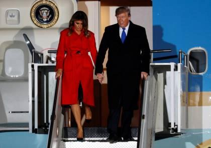 موقف محرج لميلانيا.. ترامب ينساها مجددا! (فيديو)