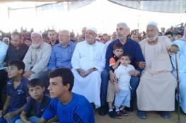 """القيادي في الجهاد """"النجار"""" : مخيمات العودة تدفع بقوة في اتجاه كسر الحصار عن غزة"""