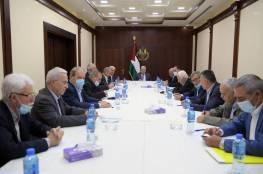 تفاصيل اجتماع مركزية فتح برئاسة الرئيس: سياسات الاحتلال ستدفع المنطقة إلى حافة الهاوية