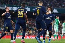 رسمياً.. ريال مدريد بدون 6 نجوم أمام فالنسيا