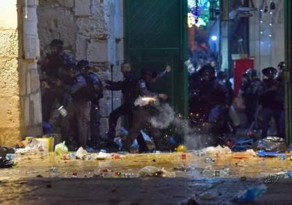 لهذا السبب .. المنظومة الأمنية الإسرائيلية تحذر من تصاعد الأحداث غدا في القدس