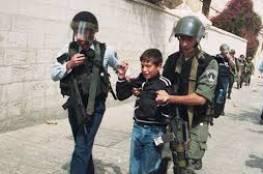 الاحتلال يعتقل طفلا مقدسيا من منزله