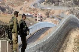 """جيش الاحتلال يعلن منطقة المطلة على الحدود اللبنانية """"منطقة عسكرية مغلقة"""""""