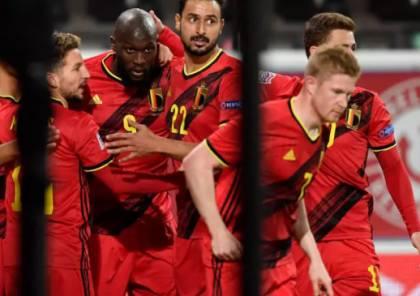 إيطاليا وبلجيكا تتأهلان إلي نصف نهائي دور الأمم الأوروبية..فيديو