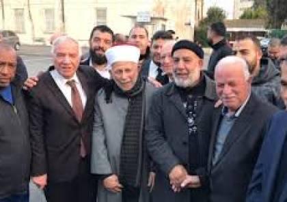 """""""الاوقاف بالقدس"""" يرفض أي قرار صادر عن محاكم الاحتلال"""