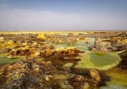 علماء يحددون مكانا بالعالم لا حياة فيه رغم وجود الماء