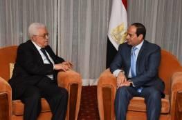 صحيفة : ابو مازن ابلغ السيسي رفض اسرائيل تحويل اموال لموظفي غزة