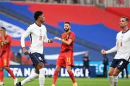 فيديو..انجلترا تفوز علي بلجيكا في الجولة الثالثة  لدوري الامم الاوربية