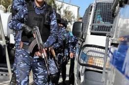 الشرطة تتحفظ على 11 شخصاً من عائلة واحدة تمارس التسول في جنين