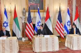 """سأزور تل أبيب قريبا.. بن زايد: """"لا سلام بالمنطقة دون حوار بين إسرائيل والفلسطينيين"""""""