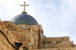 خوري يبحث مع رئيس مجمع الكنائس المشرقية الوضع المسيحي في الأراضي المقدسة
