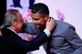 اعلام: قادة ريال مدريد يرحبون بعودة رونالدو ويوفنتوس يحدد سعره