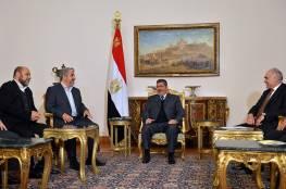 أبو مرزوق ناعيا مرسي: ستذكر الأجيال أنك دافعت عن فلسطين وصادقت حماس