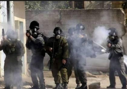إصابتان بالرصاص خلال مواجهات مع الاحتلال في أودلا جنوب نابلس