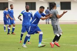 لاعب غزي يناشد اتحاد الكرة بتخفيض عقوبته