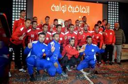 اتفاقية توأمة بين وادي النيص والترجي التونسي