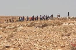 الاحتلال يقمع اعتصام سلمي جنوب الخليل