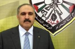 """وفاة عضو المجلس الثوري لحركة """"فتح"""" حازم أبو شنب في مستشفى فلسطين بالقاهرة"""