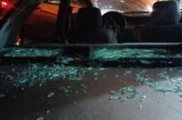 الأردن: فتاة تحطم زجاج نحو 15 مركبة وتصرخ بشكل هستيري (صور)