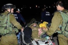 اصابة جندي اسرائيلي خلال مسيرات العودة شرق خانيونس