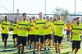 اتحاد الشجاعية يشرع في التحضير لمباراة كأس السوبر