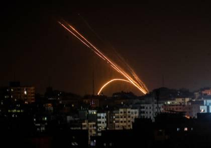 إطلاق صاروخ من قطاع غزة نحو مستوطنات الغلاف