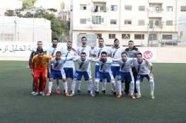 جمعية الشبان يفجر مفاجأة ويطيح بهلال القدس من كأس فلسطين