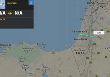 """""""يديعوت"""" تكشف: طائرة أحضرت الأموال القطرية في حزيران/يونيو الماضي توجهت اليوم للخليج!"""