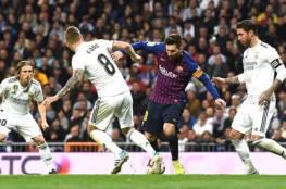 اليويفا يُبلغ برشلونة وريال مدريد بقرار حاسم