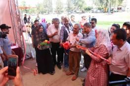 الأول من نوعه في غزة.. سوق تضامني لدعم المزارعين المتضررين بدعم من الإغاثة الزراعية