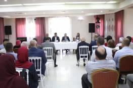 التنمية الاجتماعية تعقد لقاءً تشاورياً مع 40 جمعية ومؤسسة مجتمع مدني