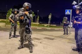 الاحتلال يعتقل 5 شبان من القدس ورام الله