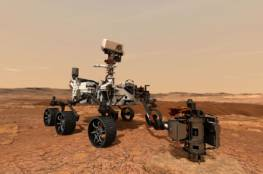 """ناسا تصدر صوتا مذهلا التُقط عبر """"بيرسيفيرانس"""" على كوكب المريخ!"""