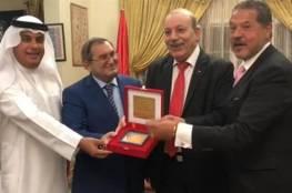 السفير عارف يكرم نظيره الروسي بالبحرين ويستقبل الباكستاني والسوري