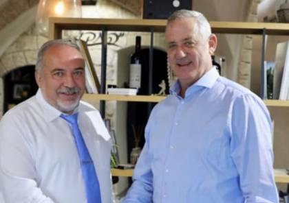 عقب اجتماع مع ليبرمان.. غانتس: سأدرس أي خيار يجنب إسرائيل انتخاباتت ثالثة