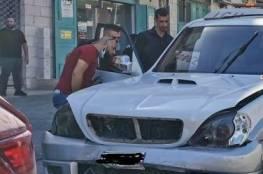 اصابة ثلاثة مواطنين في حادث سير بمدينة بيت لحم