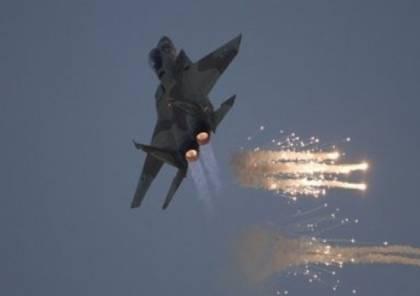 هبوط اضطراري لطائرة حربية إسرائيلية وأضرار جسيمة لحقت بها