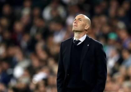 زيدان: أتوقع موسم معقد لريال مدريد