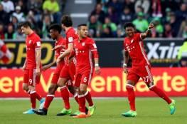 رسميا : بايرن ميونخ يتوج بلقب الدوري الألماني