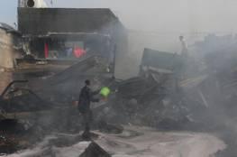 النيابة بغزة تبدأ التحقيق في حادثة النصيرات