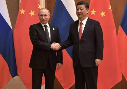 بوتين: الصين قوة دافعة للاقتصاد العالمي